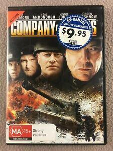 Company-of-Heros-Neal-McDonald-Vinne-Jones-DVD-Region-2-4-5