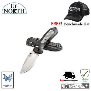 Benchmade-560-Freek-Knife-S30V-Blade-Vesaflex-Handle-FREE-HAT
