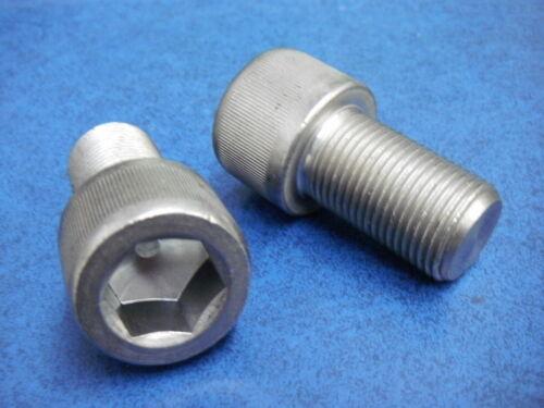 Heavy Duty Stainless Steel 3//4-16 x 1.50 Round Socket Head Cap Bolt Screw x 2
