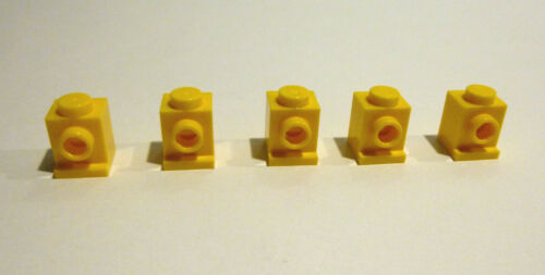 5 x LEGO®  4070 Snoter °Konverter° 1x1 gelb