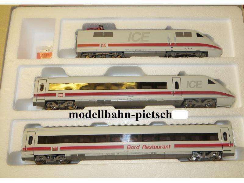 Roco 43854  DB AG ICE 2 Set,  BR 402 012- 9 ,  f. Märklin-Wechselstrom  ,neu,OVP
