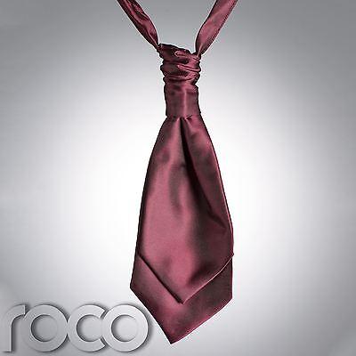 Miele Ragazzi Rosso Foulard, Cravatte Per Ragazzi, Paggetto Cravatte, Matrimonio In Corto Rifornimento