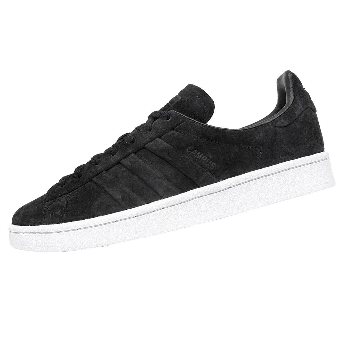 Mens Adidas Originals Campus Trainers Stitch And Turn Casual Leather zapatos Talla