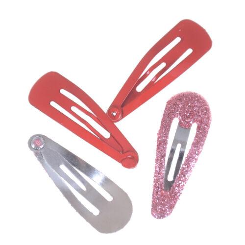 10//12X//set Kids Hair Clips Toddlers Hairpins Cute Headwear Hair Accessories xl