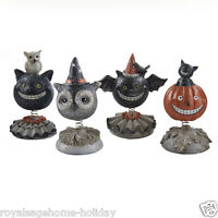 40357a Happy Halloween Fun Bobble Heads Table Office Desk Decoration Critters