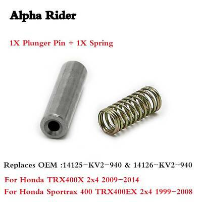 CLUTCH FRICTION STEEL PLATES and SPRINGS KIT Fits HONDA TRX400X 2X4 2009-2014