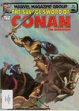 Savage Sword of Conan # 85 (Gil Kane) (Estados Unidos, 1983)