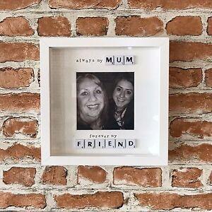 Always My Mum Forever My Friend Photo Frame Ebay