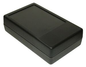 Project Box Plastic Case Enclosure With 9v Battery
