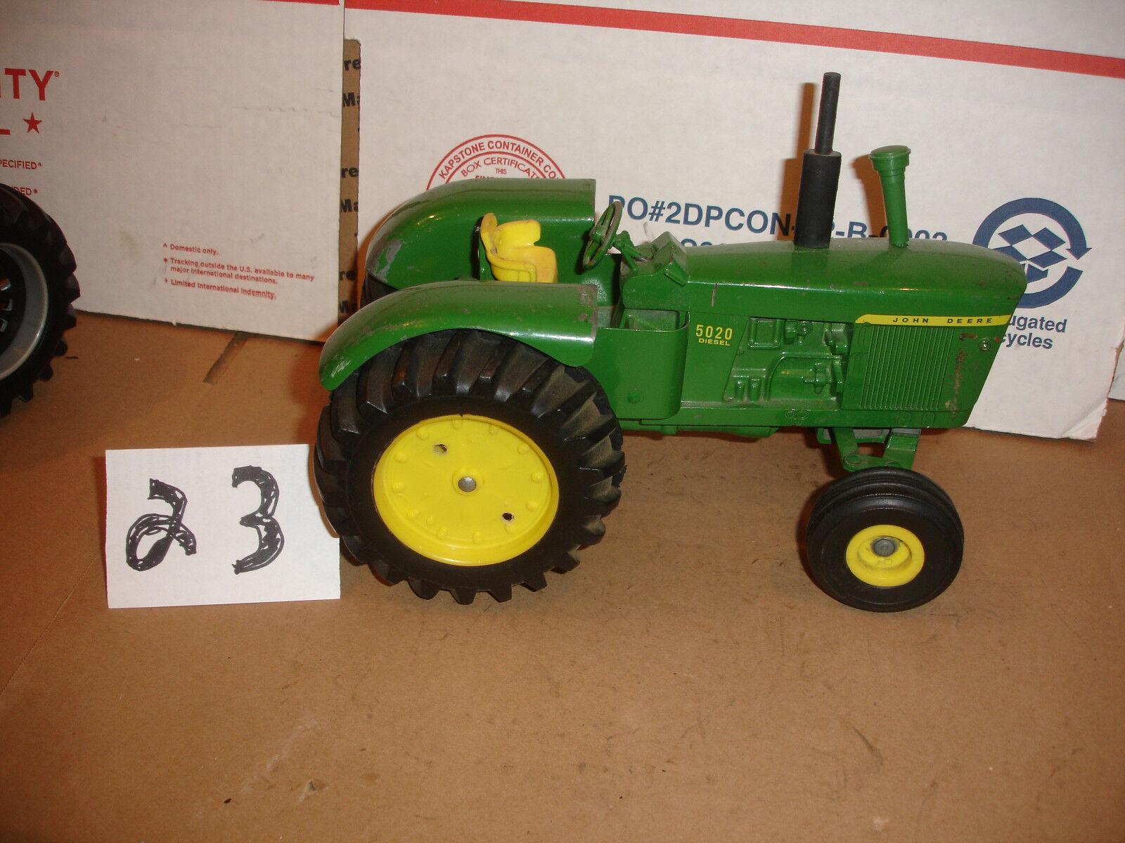 1 16 John Deere 5020 2 trou tôt jouet tracteur