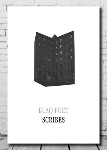 Details about  /14x21 24x36 Blaq Poet Scribes Poster Art Print E667