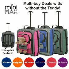 MiniMAX Childrens/Kids Backpack Cabin Luggage Small Light Travel Bag Rucksack