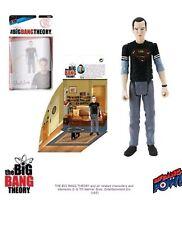 Big Bang Theory Sheldon in Superman Shirt Figure 2016 MOC Bif Bang POW
