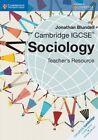 Cambridge IGCSE Sociology Teacher CD-ROM by Jonathan Blundell (CD-ROM, 2014)