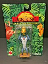 Disney The Lion King Collectible Figure Adult Simba Mattel 1994 Vintage