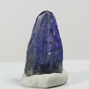15.00ct Tanzanite Gem Crystal Zoisite Tanzania Blue Purple Merelani Per02