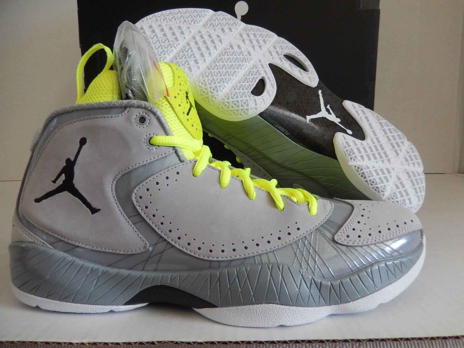 huge discount 5f10b 314a2 Nike Nike Nike Air Jordan 2018 Deluxe Wolf Gris-Negro-Plata ice-wht