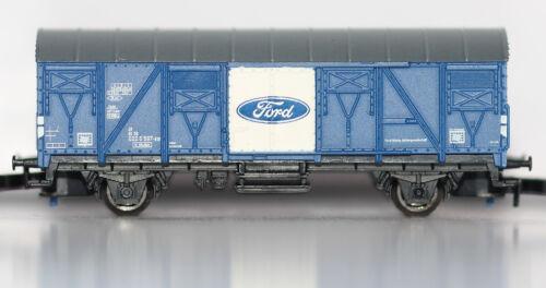 Märklin Spur Z 80319 Insider Jahreswagen 2009 Güterwagen Ford Bausatz Neu