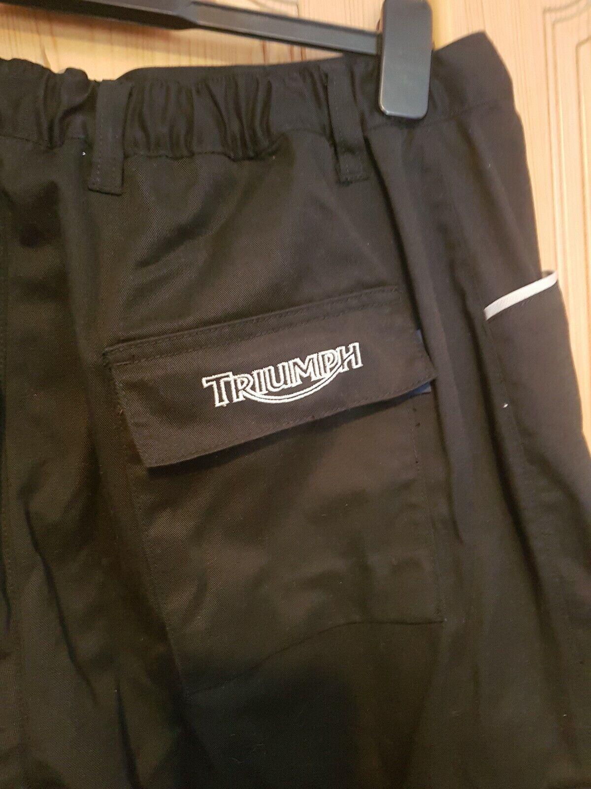 Triumph Work Trousers Size 2XL