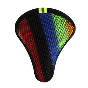 Bicycle MTB Saddles Cover Road Mountain Bike Soft Gel Pad Seat Cover Cycle Parts