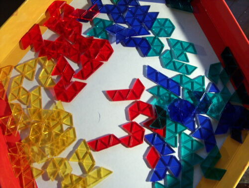 U-PICK SINGLE REPLACEMENT BLOKUS  TRIGON game pieces