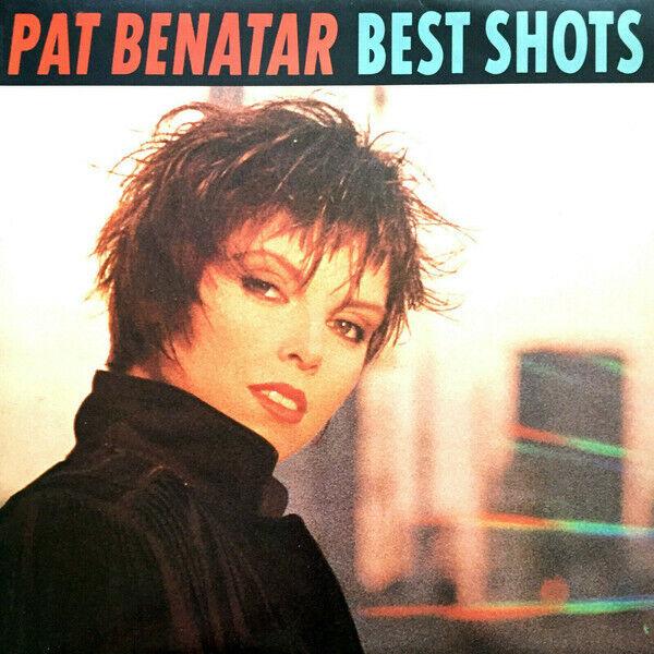 Pat Benatar - Best Shots - Vinyl Record.. - d12170d