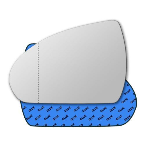 Links Asphärisch Fahrerseite Spiegelglas für Hyundai Ioniq 2017-2019