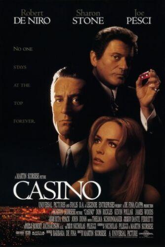 Casino Movie 11x17 Mini Poster 28cm x43cm