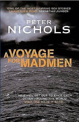 1 of 1 - A Voyage For Madmen, Nichols, Peter, Very Good Book