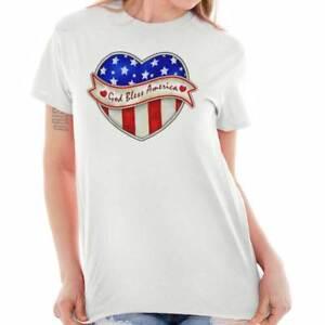 God-Bless-America-Christian-Flag-Religious-T-Shirts-Tees-Tshirts-For-Ladies