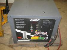 Yuasa Exide Workhog W3 18 9608 36 Vdc Battery Charger