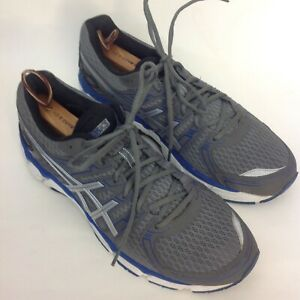 Details about Asics Gel Forte T309N GrayBlue Running Shoes Men's Size 12