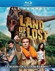 Land of The Lost Blu-ray 2009 US IMPORT - DVD E6vg