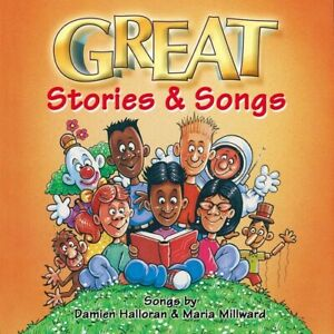 Damian-Halloran-Great-Stories-and-Songs-New-CD