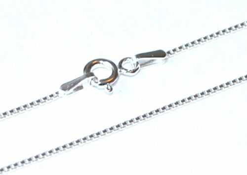 Various styles and lengths available x5 STERLING SILVER NECKLACE CHAINS