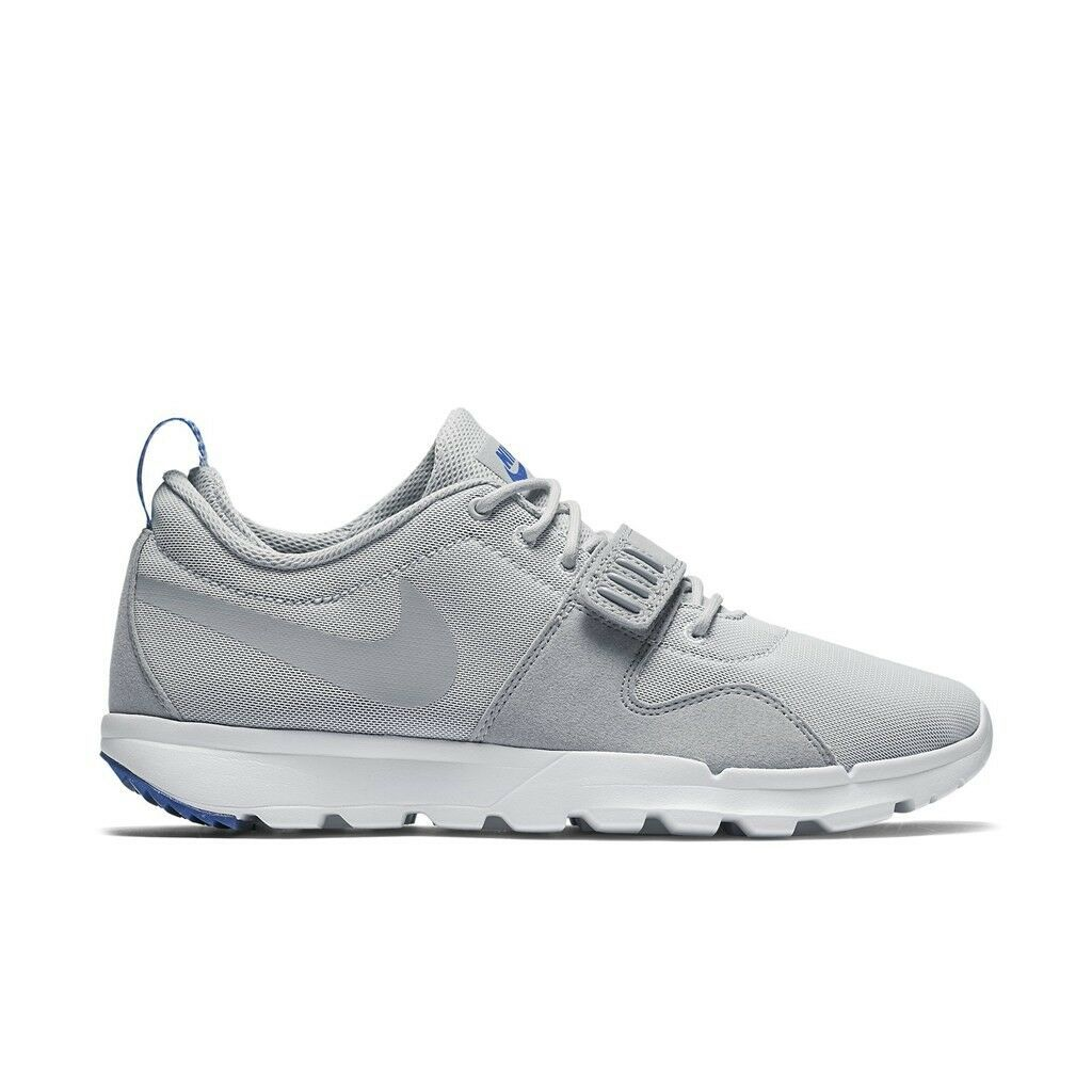 Nike TRAINERENDOR Pr Pltnm Wolf Grey Gm Ryl White Discounted (600) Men's Shoes
