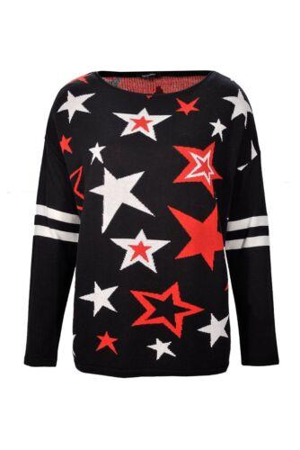Denny 15006 Rose Nero Donna Sweater Maglia wgpqWzwr