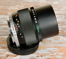 Olympus OM 135mm F3.5 Prime Telephoto for 35mm Film Camera SLR