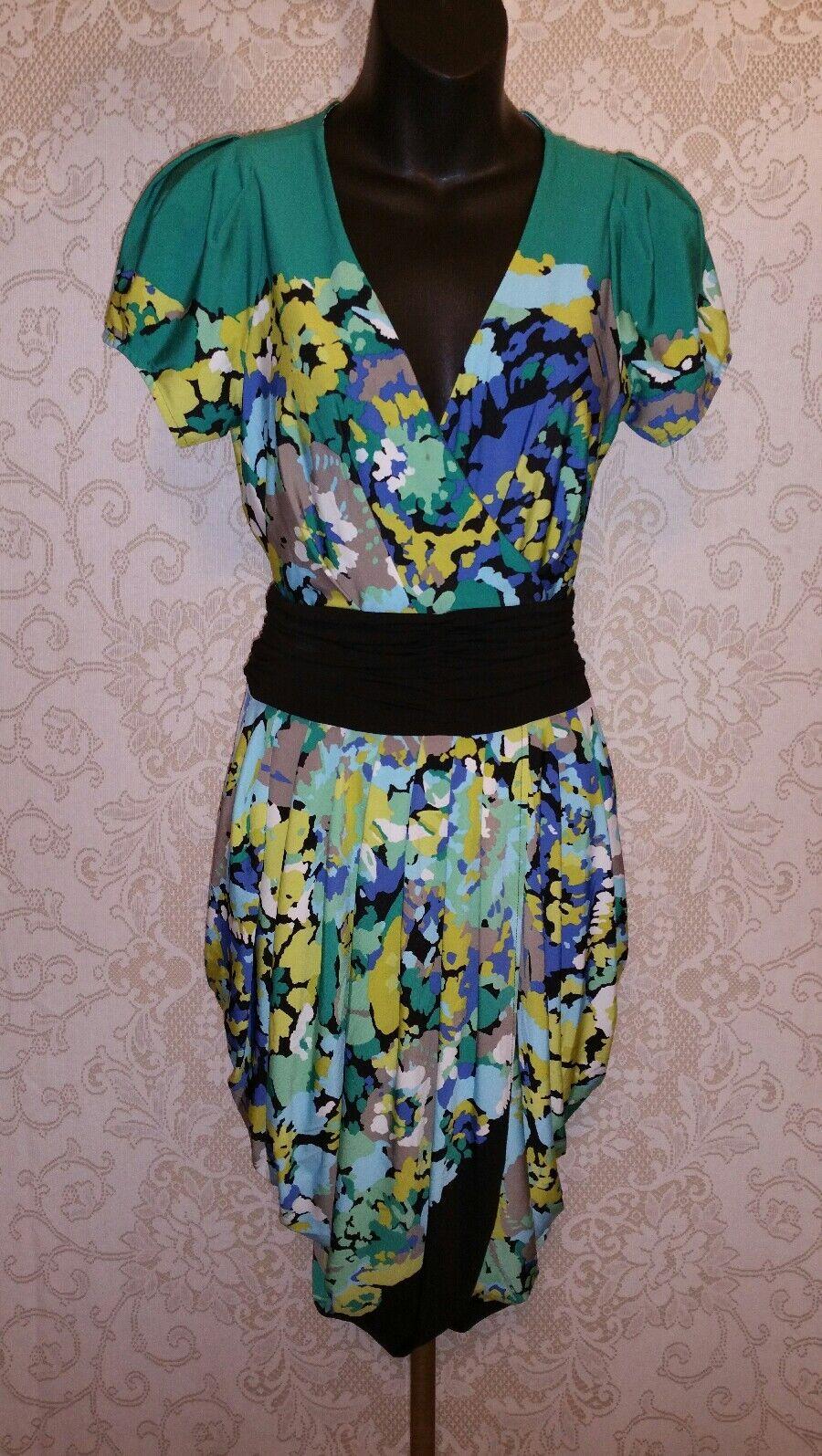 BCBGMAXAZIA NWT Soft Stretch Knit Bubble Style Dress MSRP  Sz XS