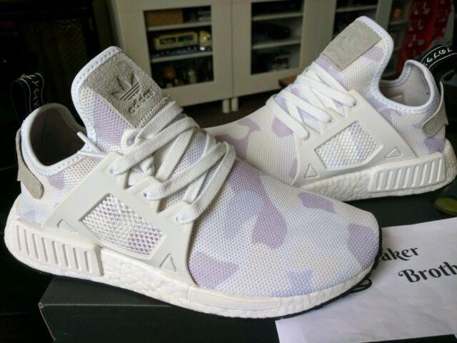 "adidas NMD XR1 ""Duck Camo"" Footwear White"
