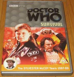 Doctor-Who-DVD-Survival-Excellent-Condition