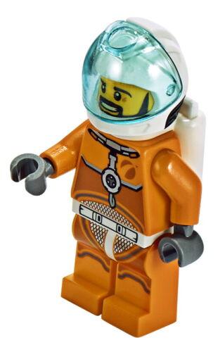 Astronaut Minifigs LEGO® City cty1063 60226