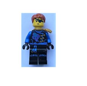 NEW LEGO Jay - Skybound, Pirate FROM SET 70605 NINJAGO (njo192)