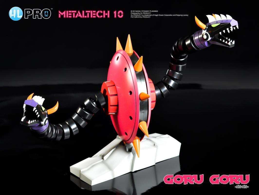 Goldorak Figürchen Diecast Ufo Roboter Französisch Metaltech 10 Goru goru 961339