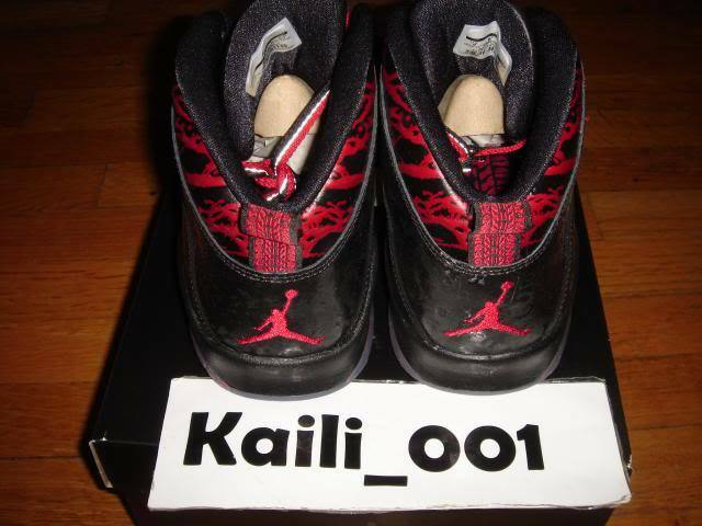 Nike Air Jordan X 10 Retro DB Doernbecher X Jordan Daniel Pena  A f97958
