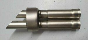 Akrapovic-Titanium-Exhaust-Yamaha-MT07-FZ07-BAFFLE-ONLY-brand-new-Genuine