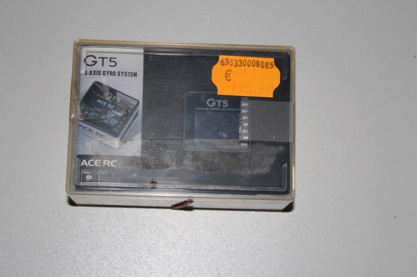 ACE RC GT5 Gyroscope 3 axes