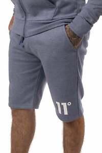 11-grados-nuevo-para-hombre-Core-Sudor-Pantalones-Cortos-Verano-aguanieve-jaspeado