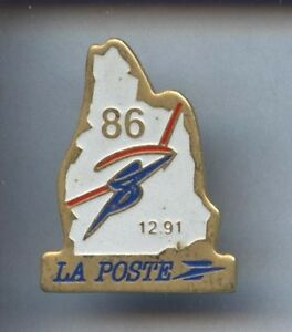 RARE-PINS-PIN-039-S-OLYMPIQUE-OLYMPIC-ALBERTVILLE-92-PTT-86-2O