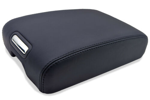Center Console Armrest Leather Synthetic Cover Fits Infiniti FX 35 06-08 Black